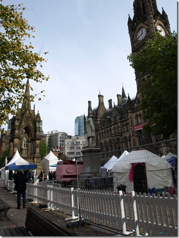 ©2010Cathy Read - Albert Square, Manchester