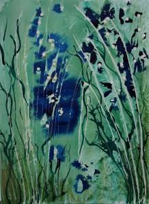 ©2010 - Cathy Read - Hidden in the Grass - 33.5x25.4cm